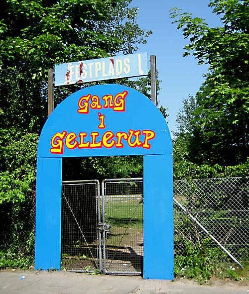 Sommerfest i Gellerup