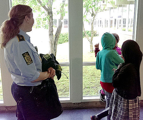 Politi vil ind i undervisningen