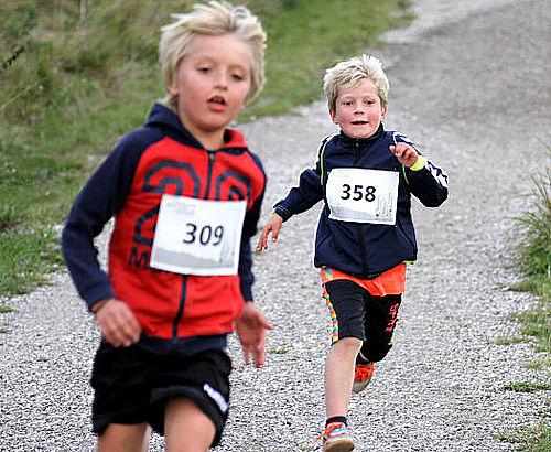 Løb i Hasle Bakker 24. september