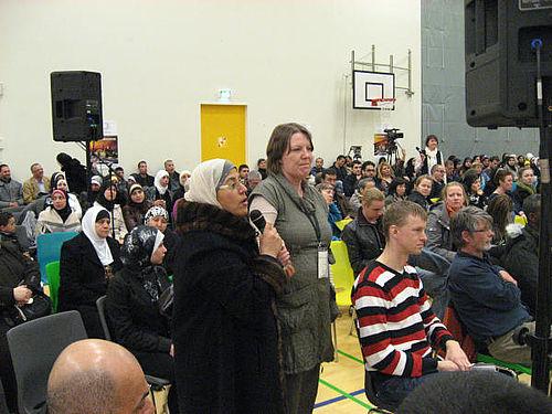 Gellerup VILLE tale om moske