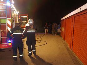 Tre campingvogne brændt af i Århus Vest