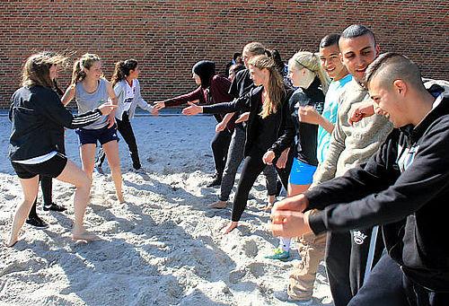 Unge fra Gellerup rejst til Libanon i idrætsprojekt