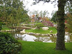 Forslag om japansk have i Gellerup