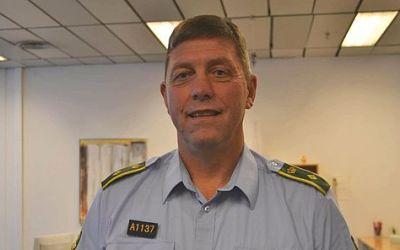 'Jens Betjent' stopper efter 40 år i politiet