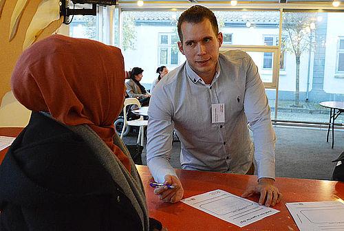 Jobcafeer er i gang – og der er jobs at få