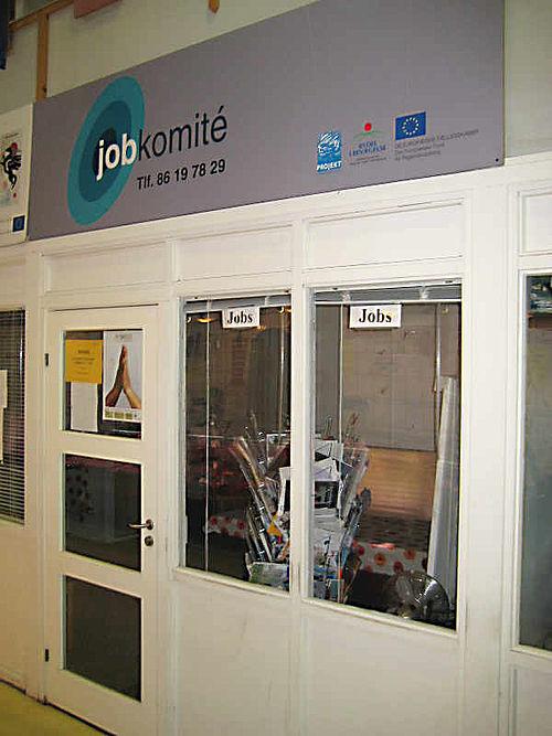 Jobkomite i Bazar Vest på banen igen for arbejdssøgende