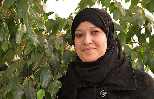 Khadija fik arbejde og håb om ophold