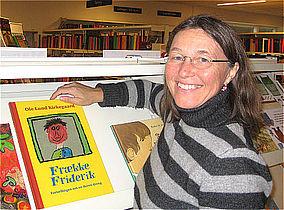 Plads til venlighed på biblioteket
