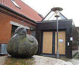 Uro lukker kulturhus i Herredsvang