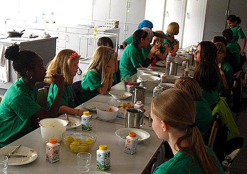 Etnisk madskole: Smag på verden