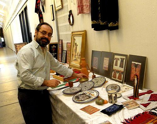 Palæstinensiske kulturdage i Foreningernes Hus