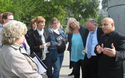 Ministre snuste til Gellerupparken