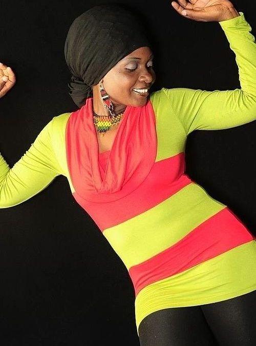 Kenya-stjerne til festival