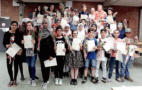 50 unge fik OCN-beviser