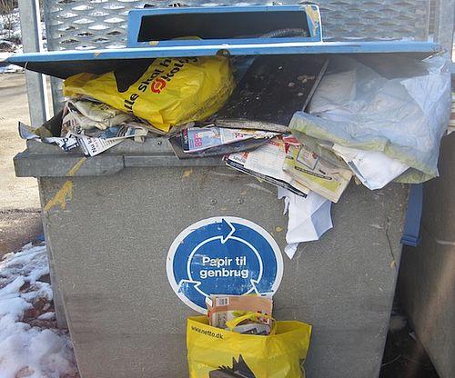 Ny affaldssortering på vej