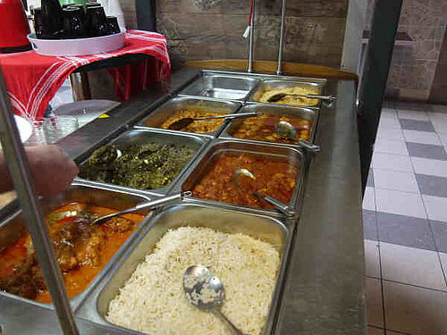 Indisk restaurant allerede godt besøgt
