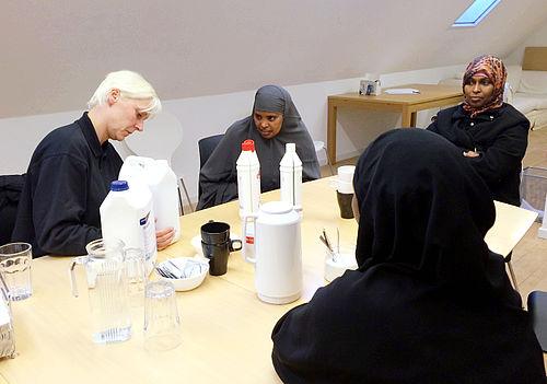 Rengøringskursus giver håb om job