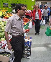 'Billig, billig'-manden fra Bazaren