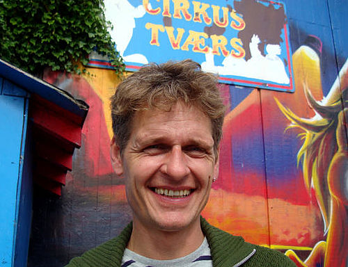 Cirkus Tværs har fået ny direktør
