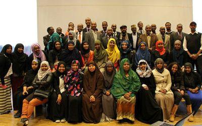Fuldt hus til somalisk sundhedsdag