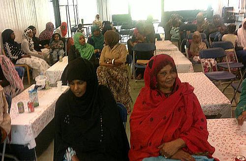 Somaliske forældre gør deres bedste