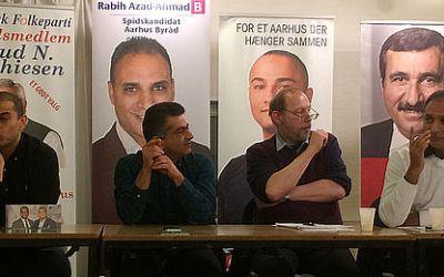 Vælgermøde: moske kan få en ny chance