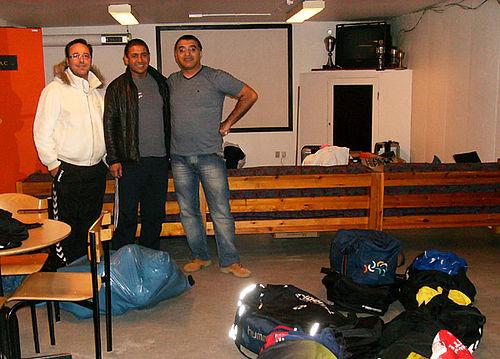 ACFC rejser til Libanon med fodbold-hjælp