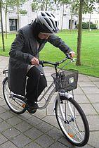Kvinder vil lære at cykle
