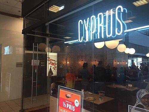 Travle dage hos Cyprus