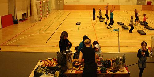 Fitness og sundhed i Globus1