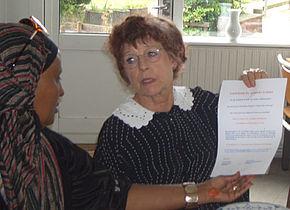Kvalificerede lektiehjælpere i Kvindehuset i Viby