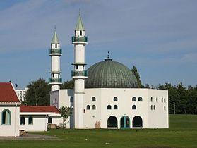 Kritik af manglende moské i Helhedsplanen