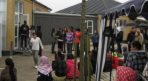Fritidscenter Kappelvænget: Glade og tilfredse for den positive fokus