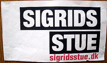 Ny adresse og nye kræfter i Sigrids Stue