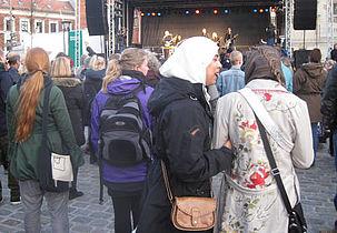 Århus hyldede tolerancen
