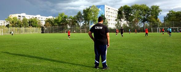 Fritidspas: Dit barn kan gå gratis til fodbold