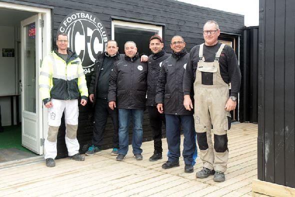 ACFC – nu med ny sponsor og terrasse