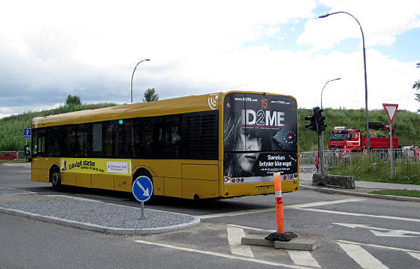 Teknisk Udvalg foreslår alternative busruter