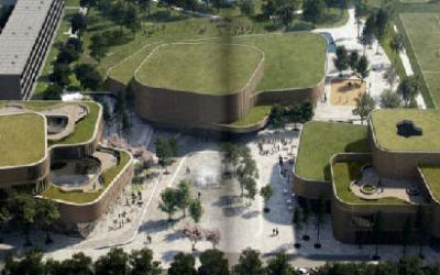 Campus-byggeri afsløres onsdag