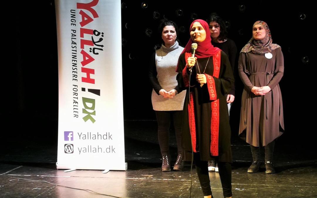 Guldet i Gellerup: Yallah!dk – Unge palæstinensere fortæller