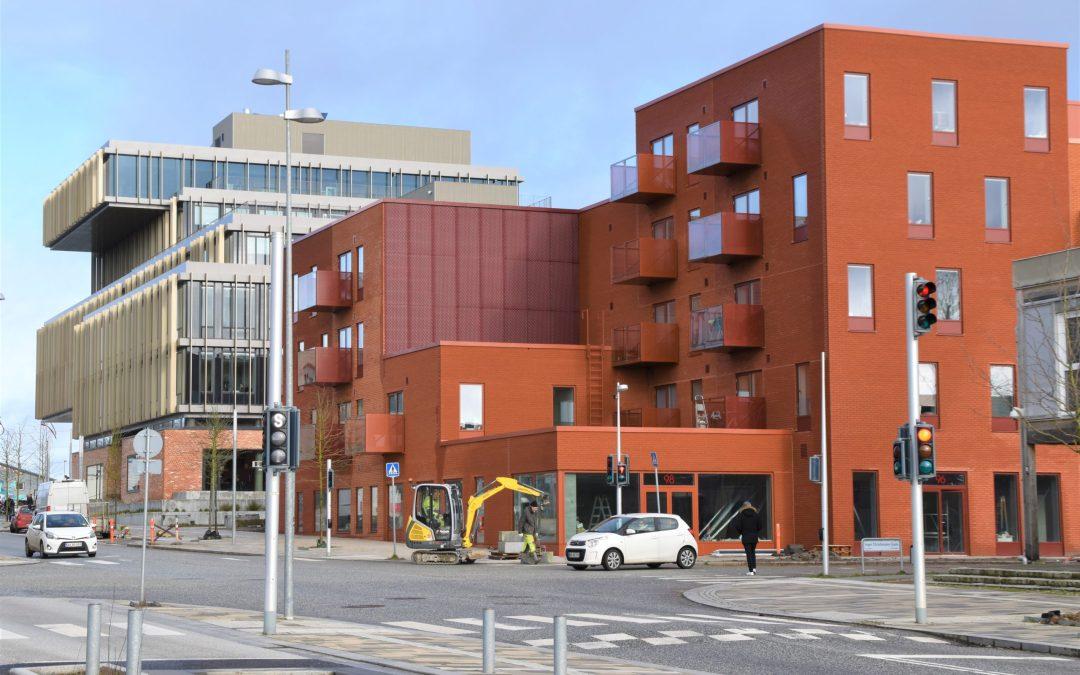 Spændende forretninger åbner i Gellerups nye kvarter