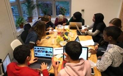 Læringscafé Yggdrasil – Sammen lærer vi bedst
