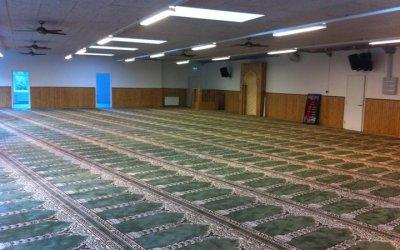 Fredens Moské: Alle aktiviteter er lukket ned under Ramadan