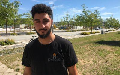 Mohamed fik chancen hos JCN Bolig: Nu har han fået en læreplads
