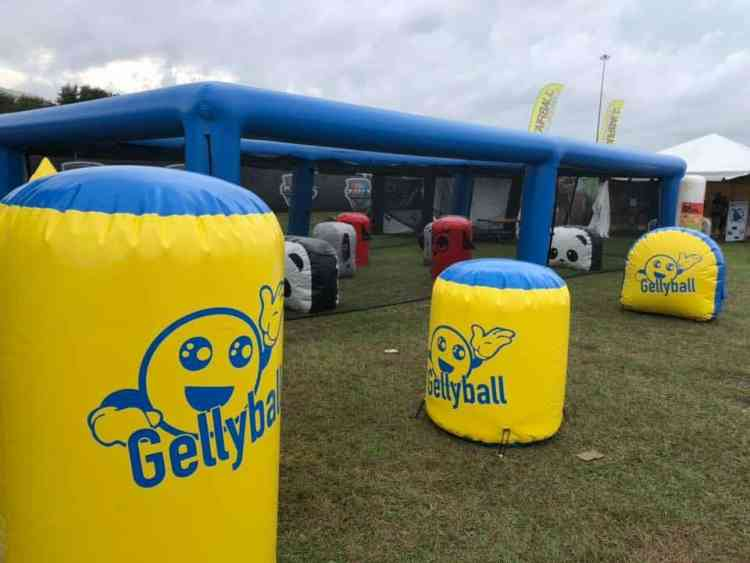 Gellyball Arena
