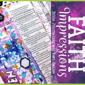 Faith Impressions – Overcoming Fear by Carisa Zglobicki