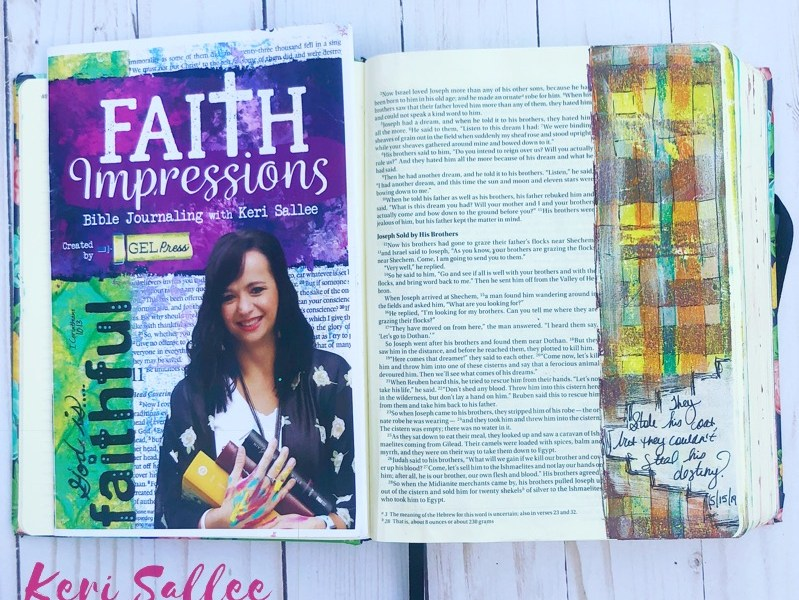 Faith Impressions Deco Art