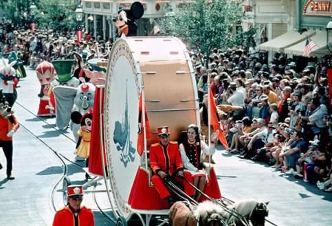 Walt Disney World on Parade