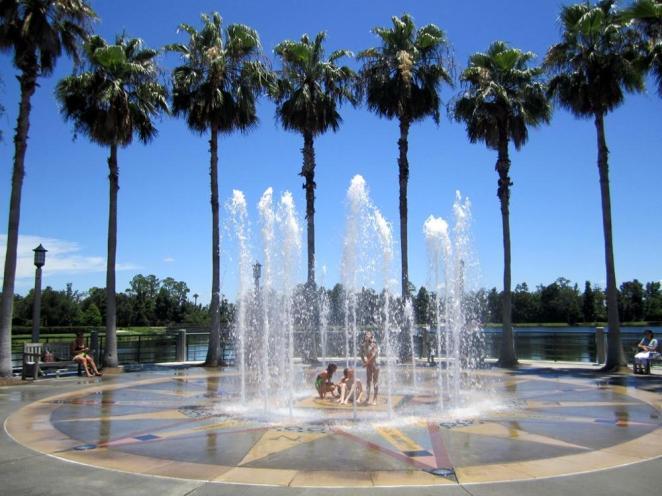 fountain-fonte-agua-water-celebration-para-crianças