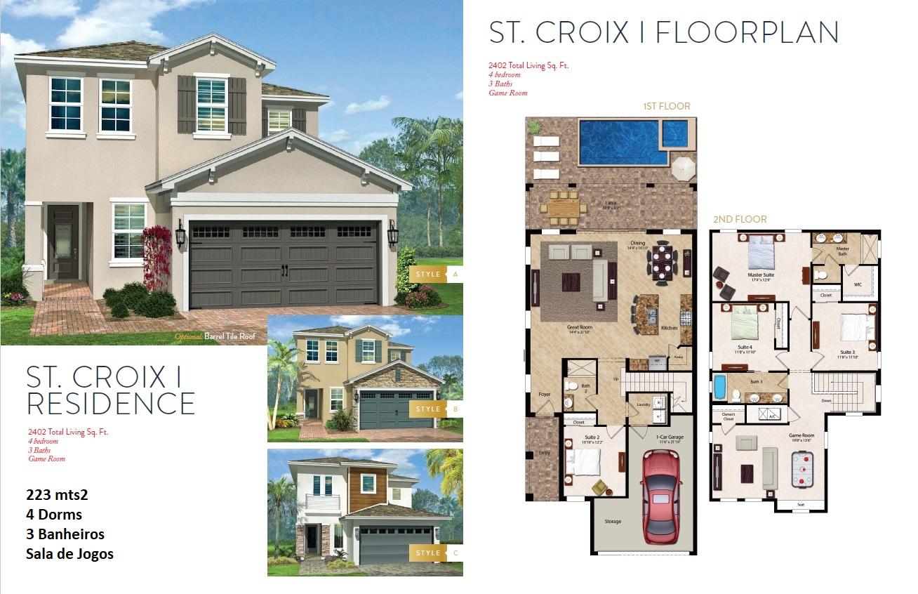 St. Croix I